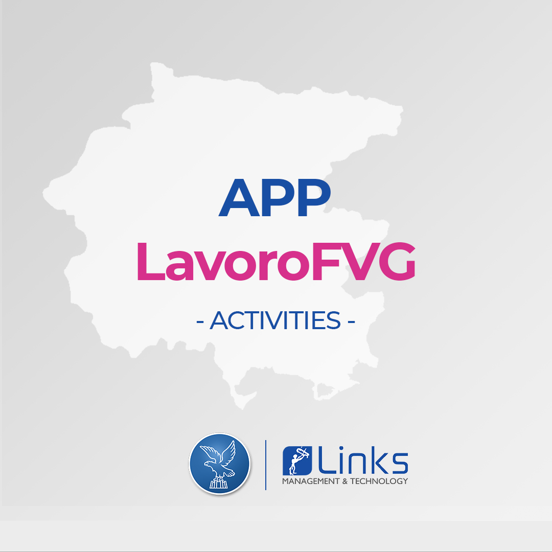 Evoluzione dell'App Lavoro FVG